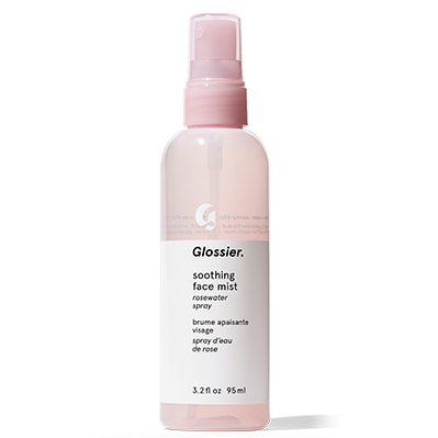Rose-Infused Beauty Products Glossier Soothing Mist